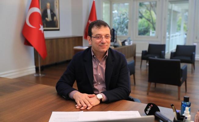 """İmamoğlu: """"İnovatif Yerel Yönetim Zorunluluk"""""""