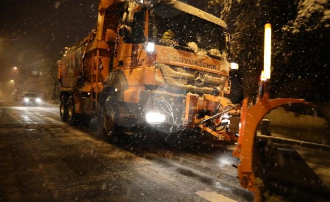 Kar Geliyor, İBB Hazır Bekliyor