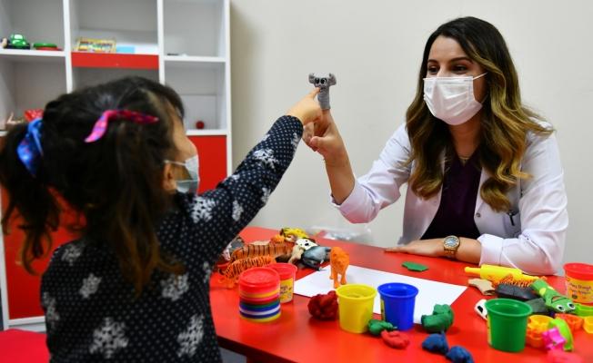 Özel Eğitim Merkezi, Çocukların Hayata Tutunmasına Destek Oluyor