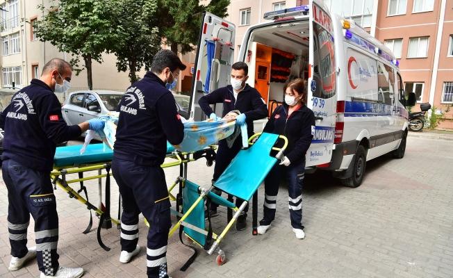 Pandemi Sürecinde Ücretsiz Hasta Nakil Hizmeti