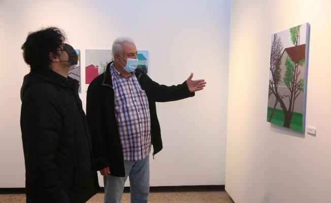 Ressam Turgay Sarıkaya'dan Pandemiye Sanatsal Bakış