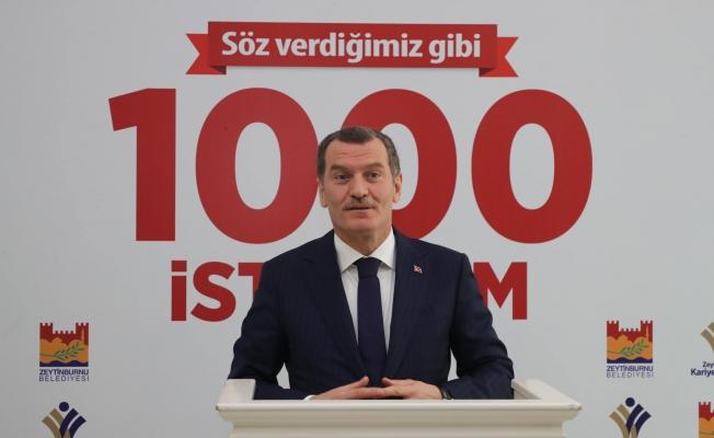 Zeytinburnu Kariyer Merkezi 2 Yılda 1.000 Kişiyi İş Sahibi Yaptı