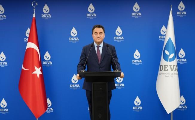 Ali Babacan'dan Merkez Bankası ve İstanbul Sözleşmesi Tepkisi