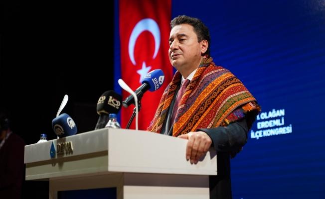Ali Babacan'dan Merkez Bankası'ndaki Net Rezerv İddiasına Yanıt