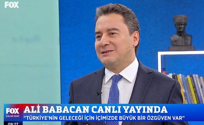 Babacan'dan Erdoğan'a Bomba Soru: Merkez Bankası Başkanını Kayıp 130 Milyar Doları Sorduğu  İçin Mi Görevden Aldınız ?