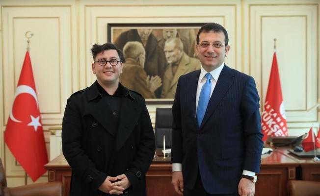 """Başkan İmamoğlu: """"İstanbul'un Yaratıcı Tarafı Sıkışmış Gibi…"""""""