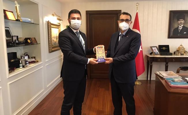 Başkan Öztekin'den: ''Enerjide Dışa Bağımlılığı Azaltmak İçin Biz de Varız''