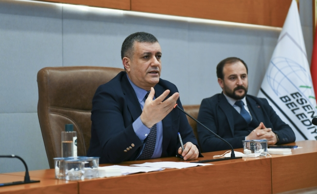 Esenyurt Belediye Meclisi'nden Bürokrasiyi Azaltan Karar