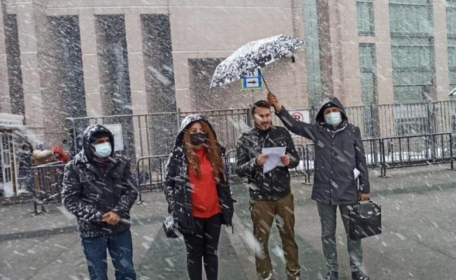 Gezi Parkı'nın Vakfa Devredilmesine Suç Duyurusu