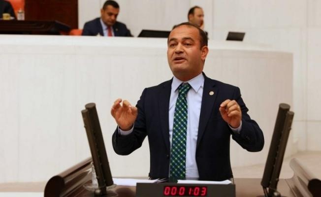 """CHP'li Karabat  : """"Önergelerimize Sağlıklı Cevap Alamıyoruz"""" Dedi"""