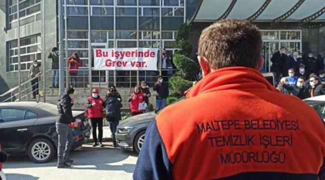 Maltepe'de Halk Sağlığı İçin Çöpleri İBB Topluyor