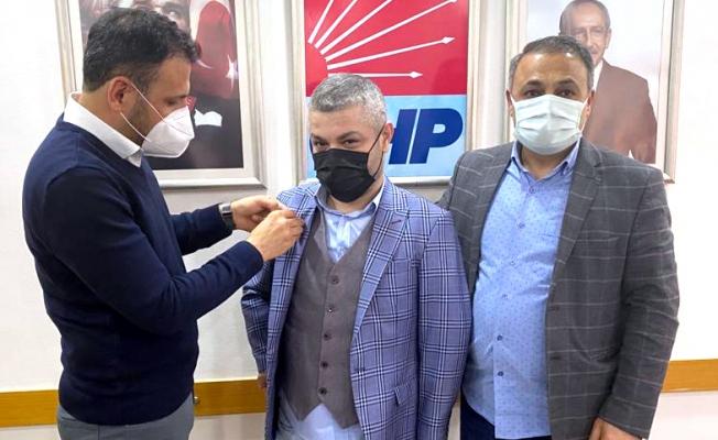 Mehmet Erdoğan AK Parti'den istifa etti... CHP'ye katıldı