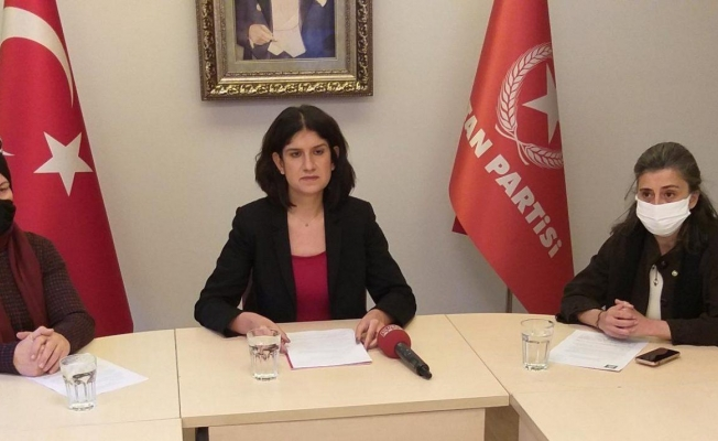 Vatan Partisi Öncü Kadından İstanbul Sözleşmesi Açıklaması