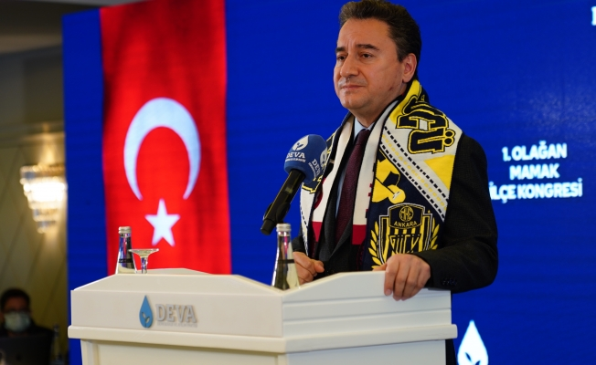 Babacan'dan Bahçeli'ye:  'Adınız Siyasi Tarihe 'Kriz Ortağı' Olarak Yazılacak'