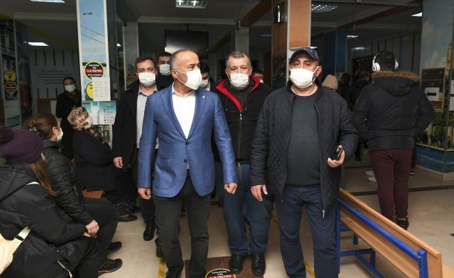 Esenyurt Belediyesi Ekipleri Bulgaristan Seçimleri İçin Görev Başında