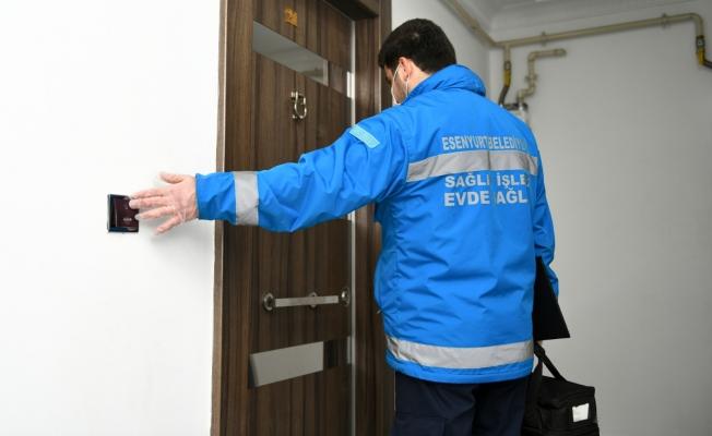 Esenyurt Belediyesi Mart Ayında da Yardımlarını Sürdürdü