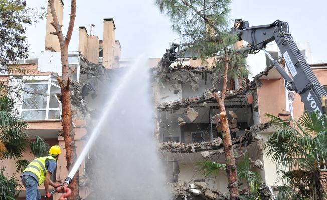 Kadıköy'de Asbestiz Hava