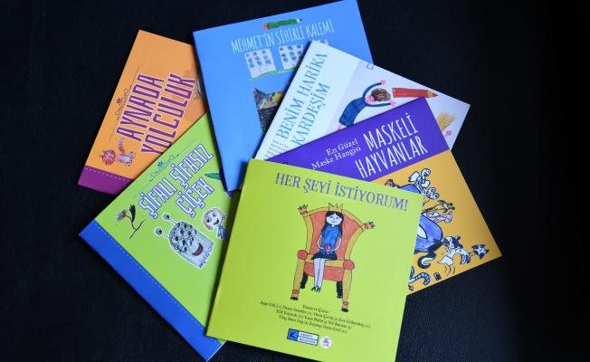 Kadıköylü Çocuklar Kendi Kitaplarını Kendileri Yaptılar