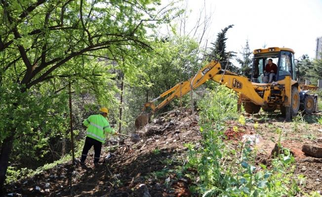 Kartal'da Bir Çevre Sorunu Daha Tarihe Karışıyor
