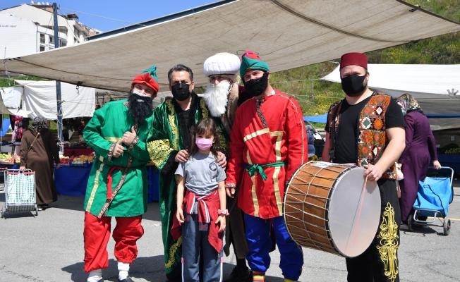 Ramazan Eğlenceleri Semt Pazarlarında