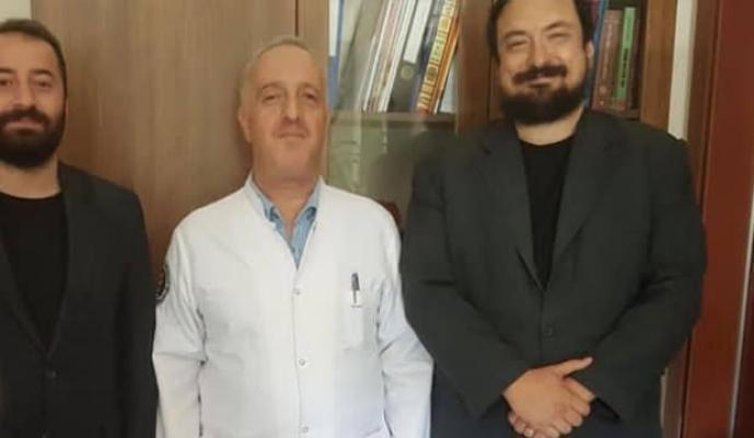"""Erdal Can Alkoçlar : """" Türk Mucitlere Destek Amaçlı CRO Kuruyoruz"""""""