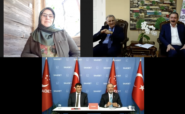 HDP  Siyasi Partiler İle Bayramlaştı