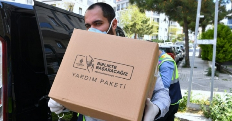 İstanbullular Evinde , İBB Sahada Olacak