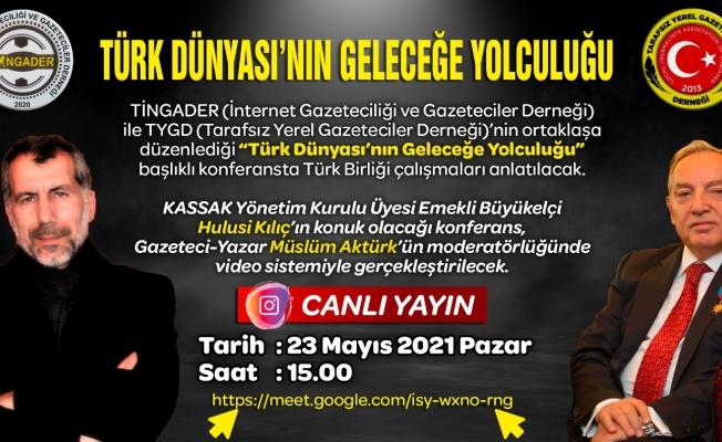 Türk Dünyası'nın Geleceğe Yolculuğu
