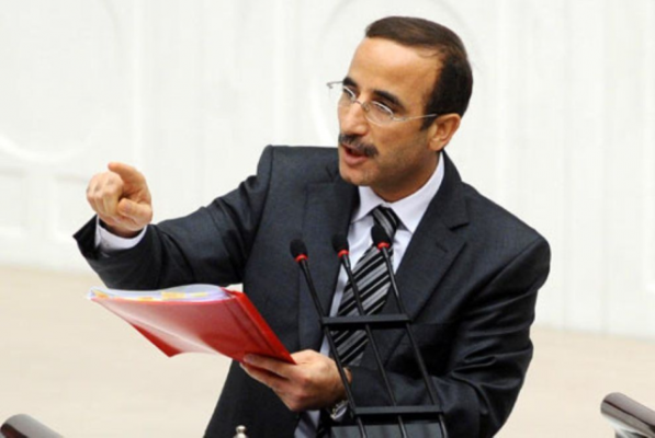AKP Bitlis Mv. Vahit Kiler'den Tezcan'a hakaret!