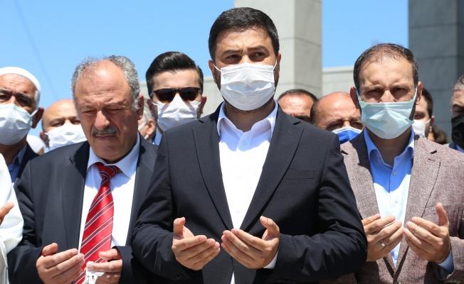 Arıcılar Çamlıvadi Camii İbadete Açıldı