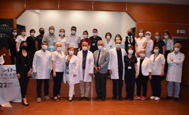 Avrasya Hastanesi Zeytinburnu Yerleşkesi 22 Yaşında