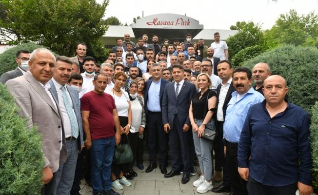 """Başkan Bozkurt: """"Geçmiş Yıllardan Çok Daha Güzel Hizmetlere İmza Attık"""""""