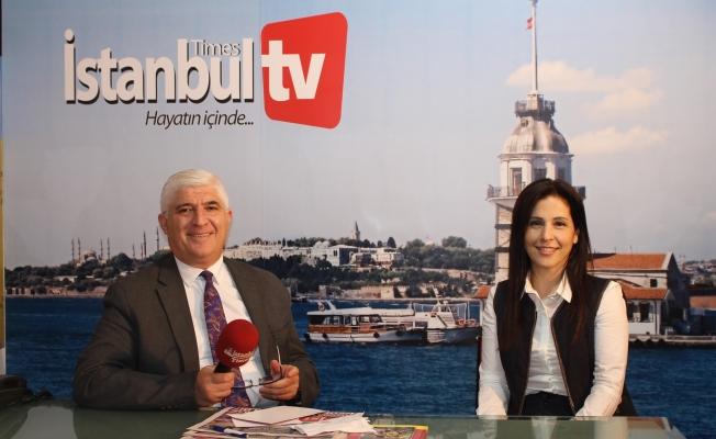 Eğitim MİL SEN İstanbul İl Başkanı Kuyumcu GÜNDEM'in Konuğu Oldu