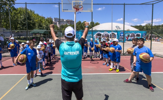 Eyüpsultan Yaz Spor Okulları başlıyor