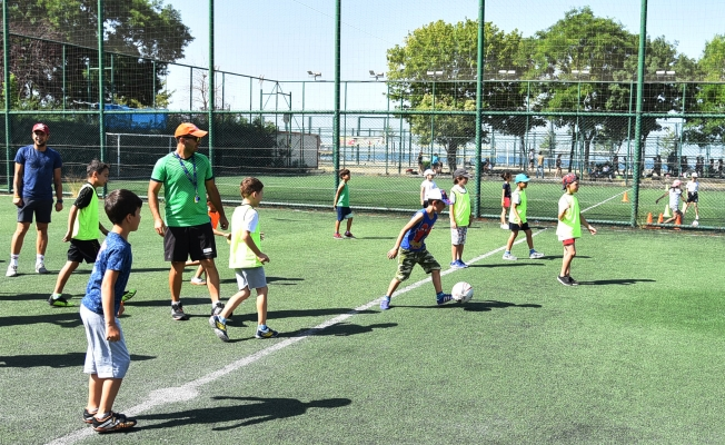 Kadıköy'de Yaz Spor Okulları İçin Kayıtlar Başladı
