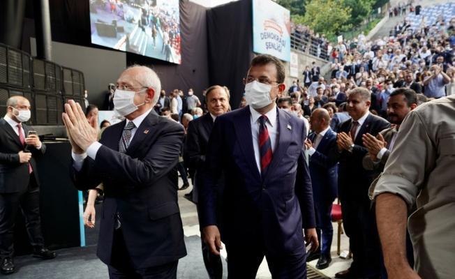 """KIılıçdaroğlu 23 Haziran Demokrasi Şölen'inde Konuştu:  """"Dostlarımızla Beraber Türkiye'yi Kazanacağız"""""""