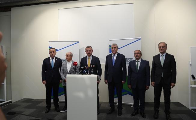 """Müsilajla Mücaele Edecek """"Marmara Denizi Bilim Ve Teknik Kurulu"""" Açıklandı"""