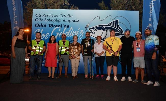 Olta Balıkçıları Beylikdüzü Sahili'nde Yarıştı