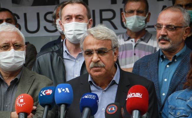 Sancar: Bugün partimize karşı katliam girişimi yaşandı, bütün muhalefet partileriyle bir araya gelip ortak tutum belirlemeli !