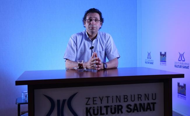 """ZKS'de Prof. Dr. Ömer Türker """"İslam Düşüncesinde Nübüvvet"""" konusu üzerine bir program gerçekleştirdi"""
