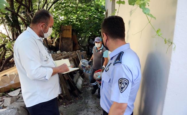 Ataşehir Ve İBB Ekipleri Sivrisinekle Mücadele Başlattı