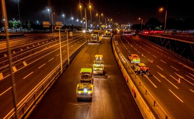 Avrasya Tüneli'nin Çıkışındaki Trafiğe Çare İBB!den