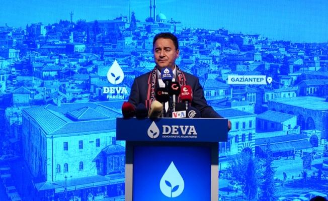 BABACAN: ''Erdoğan Sarayda. Çözüm Ortakları Hapiste''