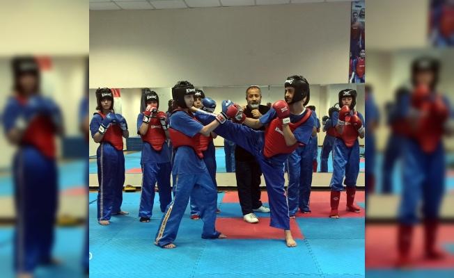 Bağcılarlı 11 kungfucu Türkiye Wushu Şampiyonası'nda mindere çıkıyor