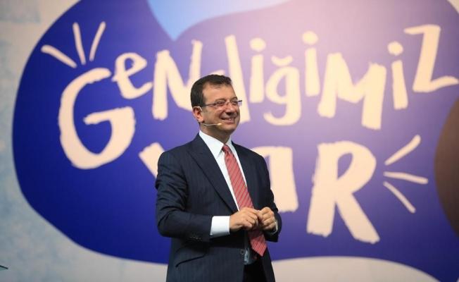 Bin İstanbullu Genç Yetenek Buluştu