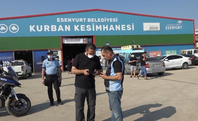 Esenyurt Belediyesi'den DRONE'Lu Kaçak Kesim Denetimi