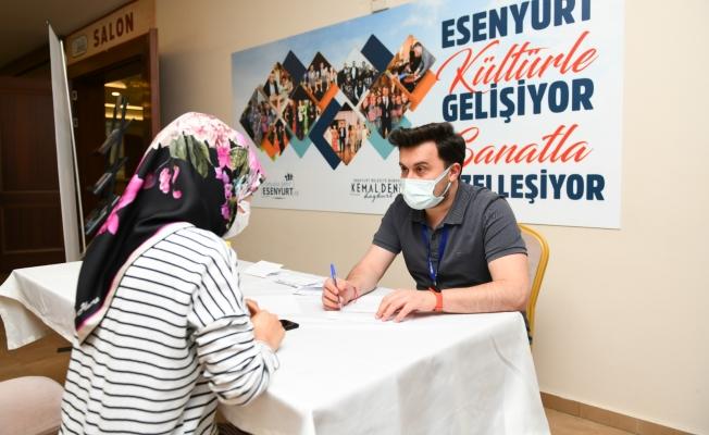 Esenyurt Belediyesi, Haziran Ayında da Hizmetlerini Artırarak Devam Ettirdi