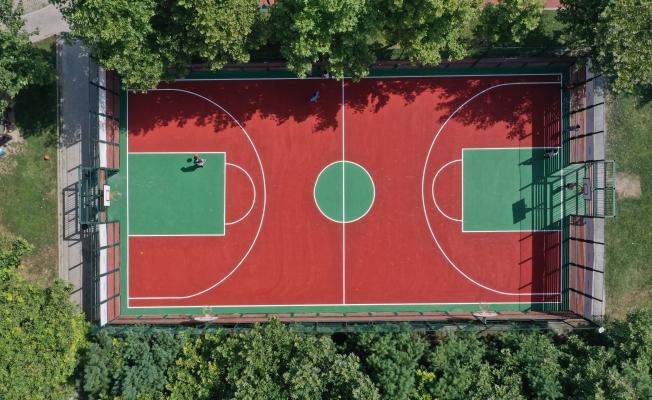 Esenyurt  Belediyesi, Spor Parkı'nı Yeniledi