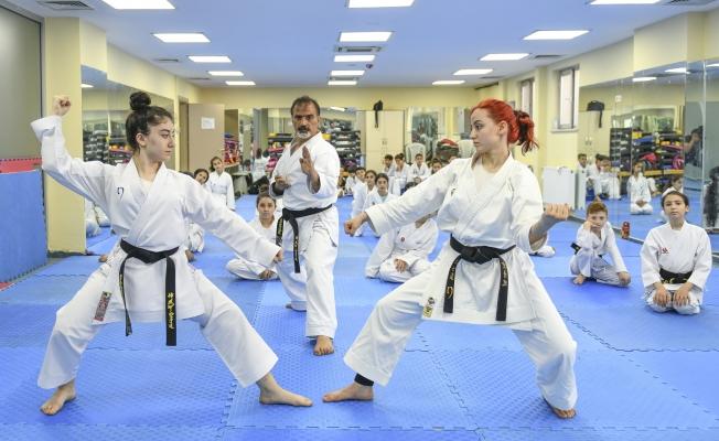 Esenyurt'lu Çocuklardan Karate Kursuna Büyük İlgi