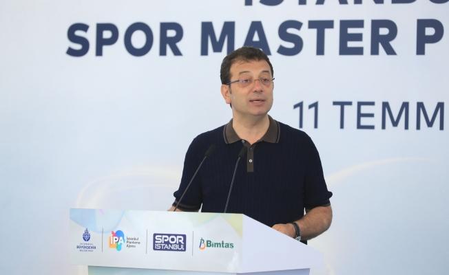 İmamoğlu İstanbul Kenti  Spor Master Planı Çalıştay'ın da Konuştu